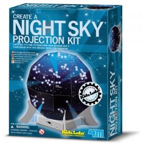 Nachthimmel Baukasten