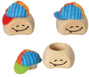 Milchzahndose Mütze