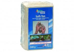 Soft-Ton WEIß - 2500g
