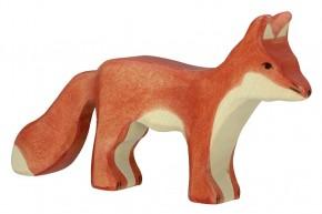 Fuchs, stehend