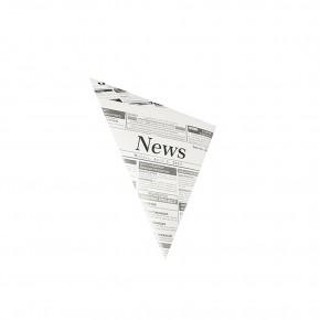 """Spitztüten """"Newsprint"""" 100 Stk"""
